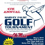 Faust Golf Flyer